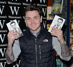 Ray Quinn signs copies of his new book 'This Time Round at Watestones, Colchester, Essex on Saturday 7 March 2015 <br /> <br /> Ray is a multi-talented singer, dancer, actor, Ice skater. He has had many TV appearances including Brookside from 1999-2003. In 2006 he was X Factor runner-up and followed this with a Platinum selling album Doing It My Way accompanied by a concert tour .In 2009 he took to the ice and became The Dancing on Ice Champion and in 2014 proving he was the best he became The Dancing on Ice Champion of Champions. Ray took to the West End stage for a while playing Danny in Grease and Billy in Dirty Dancing. In 2014 he released an EP called Old Soul Young Blood and did a series of small gigs promoting it. <br /> 2015 sees a new chapter in Ray's life with new management, a new album and a new single 'They Say Love'. Ray is also performing around the country with his Dare To Dream Tour.