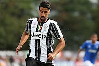 17.08.2016 - Villar Perosa - Vernissage -  Juventus A - Juventus B  nella  foto: Sami Khedira - Juventus Calcio Serie A