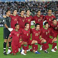 Portugal - team pics