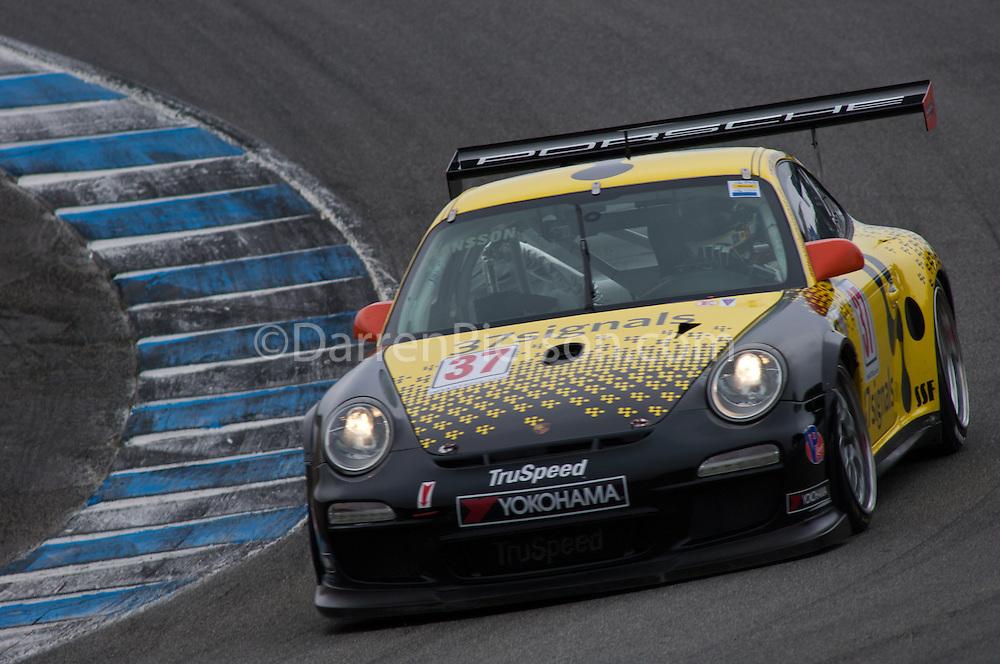 #37 TruSpeed Motorsports Porsche 911 GT3 Cup: David Heinemeier Hansson