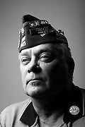 Royce R. Kelb<br /> Army<br /> SFC (E-7)<br /> Special Operations<br /> 1968-1993<br /> Vietnam<br /> <br /> Veterans Portrait Project<br /> Louisville, KY<br /> VFW Convention <br /> (Photos by Stacy L. Pearsall)