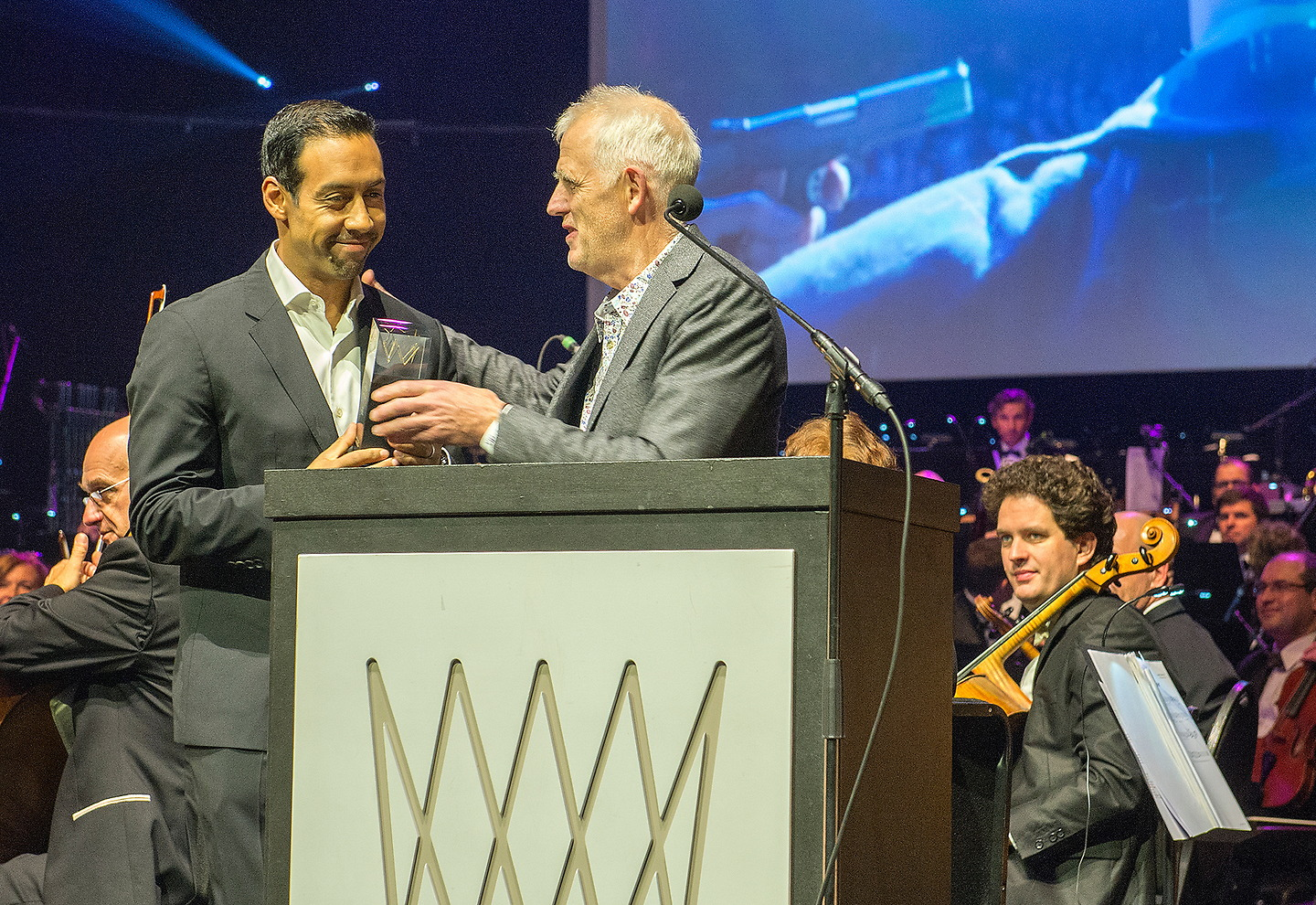 Film Fest Gent - World Soundtrack Awards - Luk Monsaert