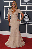 1/31/2010 - Beyonce - 52nd Annual GRAMMY Awards