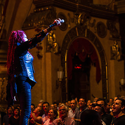 Cyndi Lauper at The Beacon Theater