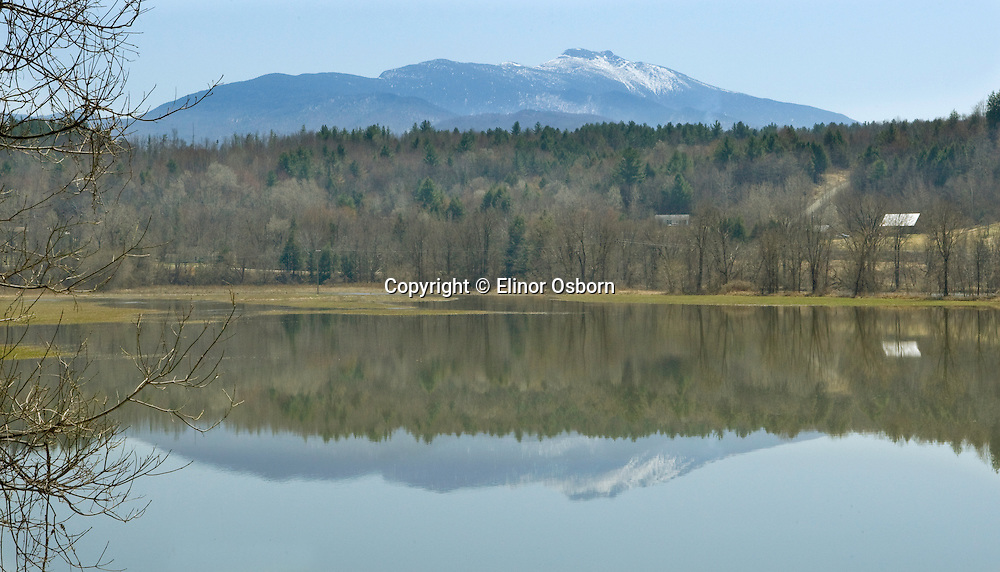 Mt. Mansfield from RT 15