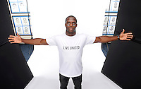 Portraits of Jason McCourty for United Way on May 28, 2013. Photos by Donn Jones Photography.