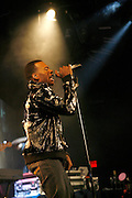 """Mario performs at BB Kings for the launch of his """" Go """" tour held at BB Kings on July 11, 2008"""