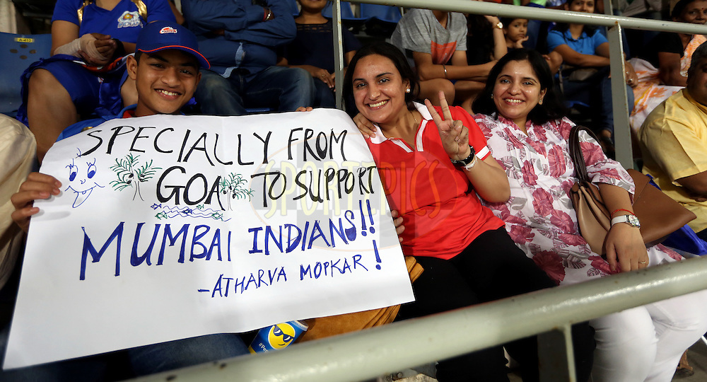 during match 1 of the Vivo Indian Premier League ( IPL ) 2016 between the Mumbai Indians and the Rising Pune Supergiants held at the Wankhede Stadium in Mumbai on the 9th April 2016<br /> <br /> Photo by Sandeep Shetty/ IPL/ SPORTZPICS
