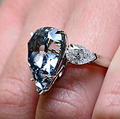 APR 29 2014 The Blue diamond