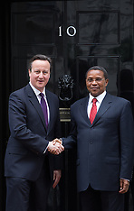 MAR 31 2014 Prime Minister is meeting with the President of Tanzania
