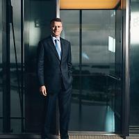 20140527 FORUMMAG<br /> <br /> Henrik Ehrnrooth, Kone President &amp; CEO.