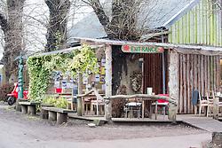 Pillars of Hercules, Falkland, Fife, Tam Cowan review