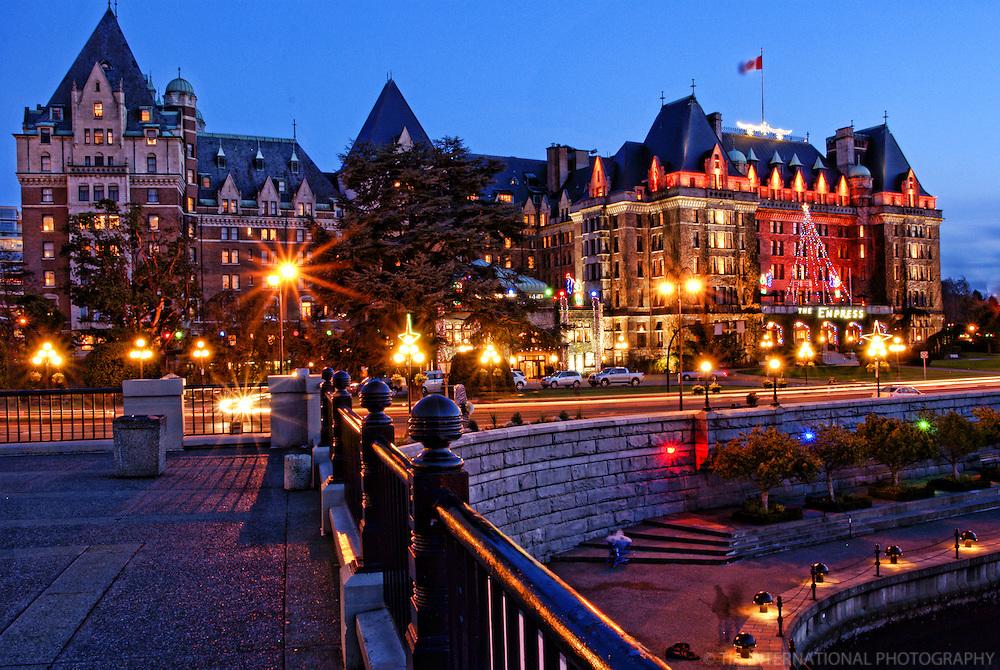 Empress Hotel, Victoria, British Columbia, Canada