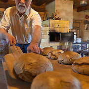 Bread Hut ( Chlebowa Chata ) private museum of bread baking in southern Poland in Silesia region