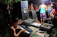 Party near Belic, Granma, Cuba.