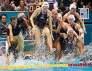 Team USA.USA - SPAIN .Water Polo Women GOLD final .London 2012 Olympics - Olimpiadi Londra 2012.day 14 Aug.9.Photo G.Scala/Deepbluemedia.eu/Insidefoto