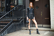 Teddy Quinlivan at Valentino Resort 2018 - full length