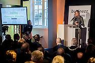 22-2-2017 UTRECHT - Queen Maxima opens Wednesday, February 22 with a speech first Buzinezz Forum in the Social Impact Factory in Utrecht. The forum is a platform for local authorities, civil society organizations and social entrepreneurs to provide young people with a distance to the labor market prospects of a job. Organizers are Buzinezzclub, performance ladder More social Entrepreneurship (PCA Netherlands) and the city of Eindhoven. The Oranje Fonds is one of the partners of the Buzinezzclub. COPYRIGHT ROBIN UTRECHT<br /> 22-2-2017 UTRECHT - Koningin Maxima opent woensdag 22 februari met een toespraak het eerste Buzinezz Forum in de Social Impact Factory in Utrecht. Het forum is een platform voor gemeenten, maatschappelijke organisaties en sociaal ondernemers om jongeren met een afstand tot de arbeidsmarkt perspectief te bieden op een baan. Organisatoren zijn de Buzinezzclub, Prestatieladder Socialer Ondernemen (PSO Nederland) en de gemeente Eindhoven. Het Oranje Fonds is &eacute;&eacute;n van de partners van de Buzinezzclub. COPYRIGHT ROBIN UTRECHT