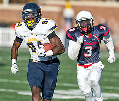 2016 A&T Football at University of Richmond (1st Round FCS Playoff)