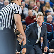 Gonzaga beat Akron 61-43 at the McCarthey Athletic Center on Dec. 10. (Photo by Edward Bell)