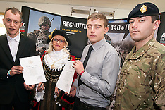 2012-02-01_Army Enlistments Doncaster