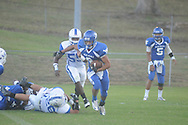 Water Valley's Deon Hilliard (6) vs. Senatobia in Water Valley, Miss. on Monday, September 23, 2013. Water Valley won 45-7 to improve to 5-0.