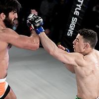 Jordan Miller vs. Jonathan Suplex Giannone