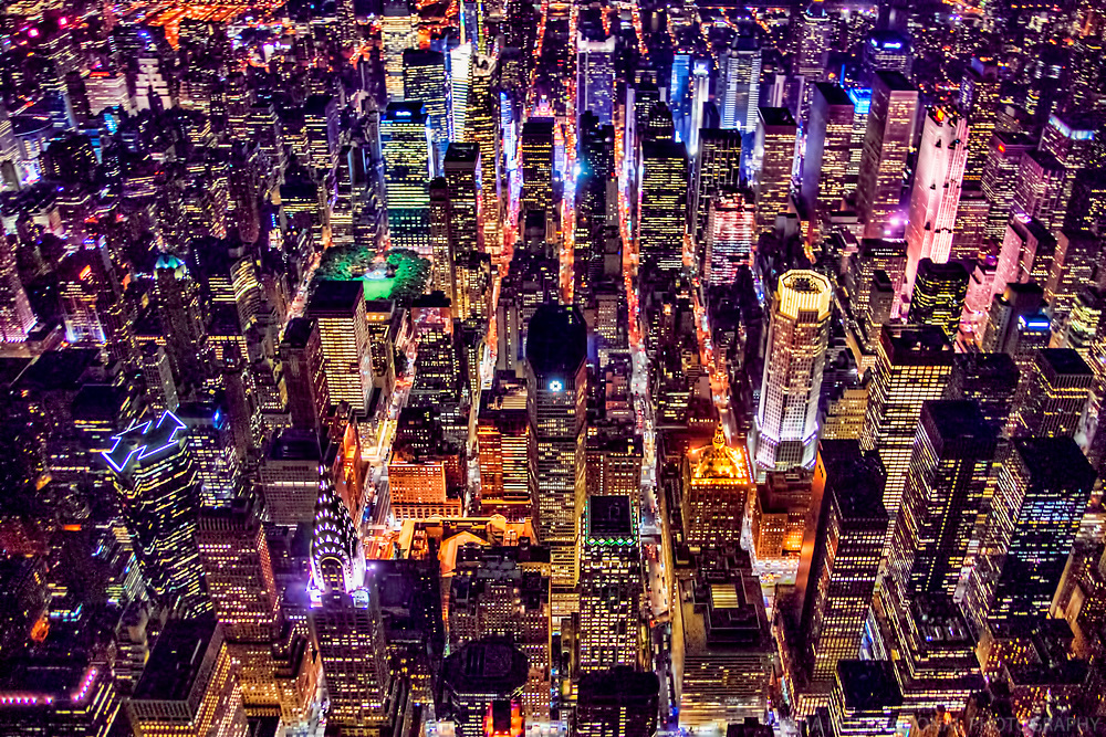 NYC - Midtown at Night