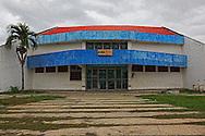 Cinema in Manuel Sanguily, Pinar del Rio Province, Cuba.