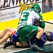 June 3rd, 2016 - Victoria Shamrocks vs Maple Ridge Burrards