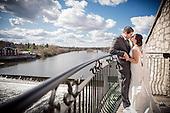 Daina & Matt, a spring wedding at Cambridge MIll