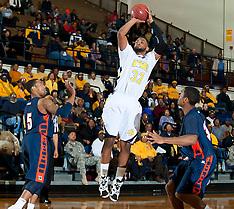 2013-14 A&T Men's Basketball vs Morgan State