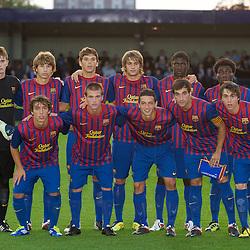 110915 Man City v Barcelona