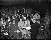 1958 - Opening of Gael Linn Drama Course at Damer Hall