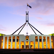 Parliament House / Canberra / Australian Capital Territory / Australia