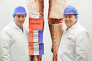 Scottish National Fatstock Club Scottish Premier Meat Exhibition & Carcase competition, 24.11.2012 at Scotbeef Bridge of Allan.