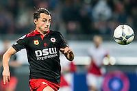 ROTTERDAM - SBV Excelsior - FC Utrecht , Voetbal , Eredivisie, Seizoen 2015/2016 , Stadion Woudestein , 03-10-2015 , Excelsior speler Daryl van Mieghem