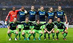 121106 Man City v Ajax