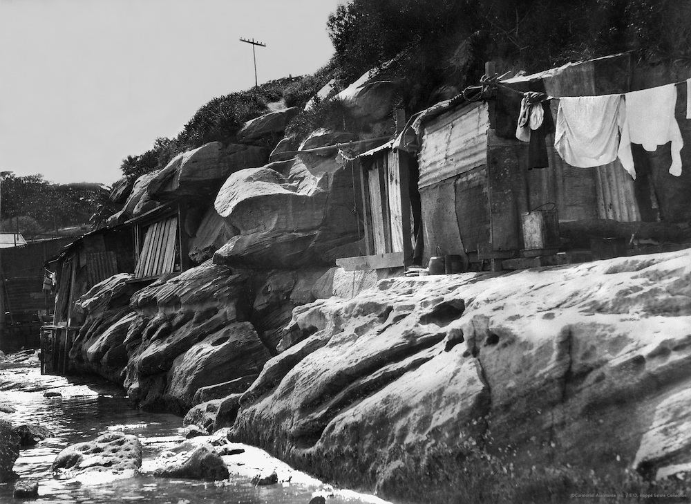 Houses of the Out-of-Work, Australia, 1930