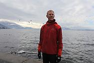 Monetas founder and CEO, Johann Gevers / le créateur et CEO de Monetas, Johann Gevers