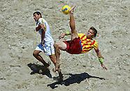MUNDIALITO DE CLUBES BEACH SOCCER 2013