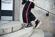 Stella McCartney Shoes and Track Pants, Outside Ellery FW2017