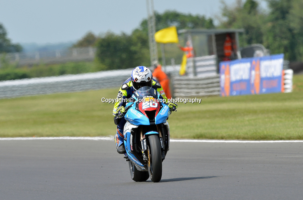 #20 David Johnson PR Racing Kawasaki Superstock 1000