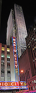 Radio City Music Hall, Midtown, Manhattan, New York, New York, USA