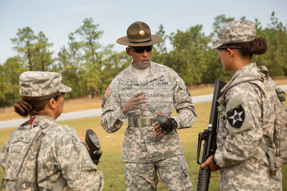 US Army Women Drill Sergeants | Richard Ellis Photography ...