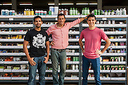 Co-founders of Thrive Market in Culver City.