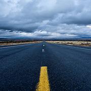 Highway 395, North of Reno