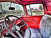 Riding Shotgun. Clarksdale, Mississippi