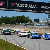 Mazda MX-5 Cup Feature Start