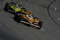 Ryan Hunter-Reay, Kentucky Indy 300, Kentucky Speedway, Sparta, KY USA 10/2/2011